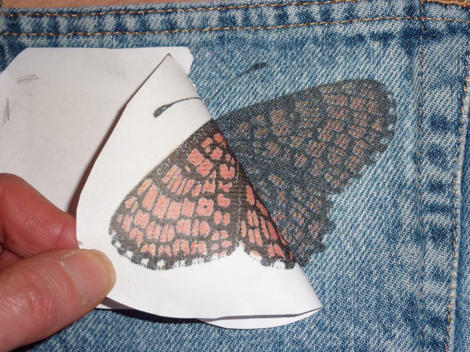 Рисунки для вышивки как перенеси рисунок на ткань